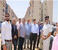 خالد فودة يكشف عن موعد انتهاء مرافق الـ500 وحدة بالرويسات
