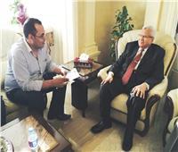 «شهبندر التجار»: الاقتصاد المصري يسير في طريقه الصحيح.. اطمئنوا وتفاءلوا