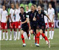 ضربات الترجيح تعلن فوز كرواتيا على الدنمارك