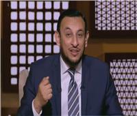 فيديو  داعية إسلامي عن فشل العلاقات الزوجية: النبي كان متزوج 9 نساء
