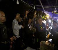 فيديو وصور  نجاة 12 لاعبًا ومدربهم علقوا داخل كهف لمدة 9 أيام