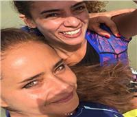 صور| نيللي كريم تتعلم رياضة جديدة.. تعرف عليها