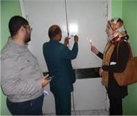 تحرير 410 محضر وغلق 3 منشآت طبية مخالفة بالمنيا