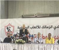 مرتضى منصور يكشف سبب التفاوض مع عبدالله السعيد