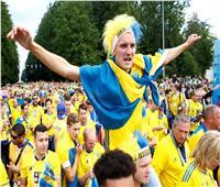 روسيا 2018  بث مباشر.. مباراة السويد وسويسرا