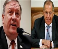 لافروف وبومبيو يبحثان التحضير لقمة هلسنكي والشأن السوري