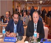 أبو ريدة يكشف حقيقة إجبار محمد صلاح على لقاء رئيس الشيشان