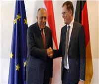 وزير الخارجية يشيد بمساندة ألمانيا لبرنامج الإصلاح الاقتصادي المصري