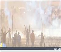شاهد  الفلسطينيون يستعدون لـ«جمعة إسقاط الصفقة» على حدود غزة