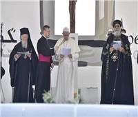 البابا فرنسيس في باري: بدون المسيحيين..ستتغير طبيعة الشرق الأوسط