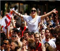 روسيا 2018  بريق كأس العالم يجذب القليل من المشجعين الانجليز