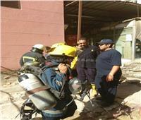 مصدر أمني: السيطرة على حريق مستشفى الحسين الجامعي