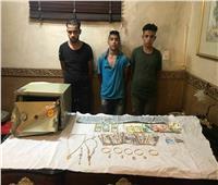 القبض على المتهمين بسرقة خزينة مؤسسة العرب للكفاح