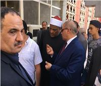 جامعة الأزهر: ١١٥ مصابًا ولا وفيات في حريق «الحسين الجامعي»