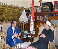 وزير الأوقاف: نعمل على نشر صحيح الدين وسماحة الإسلام ووسطيته