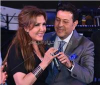 صور| هاني شاكر ونادية مصطفى في مهرجان «الموسيقى والغناء للشباب»