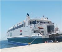 سفر 3630 راكبًا بموانئ البحر الأحمر و تداول 412 شاحنة
