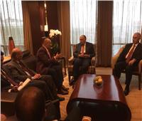 وزير الخارجية: ندعم الحل السياسي العادل للأزمة اليمنية