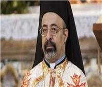بطريرك الأقباط الكاثوليك يشكر «البابا فرنسيس» بعد الصلاة بباري