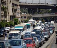 كثافات مرورية متوسطة على الكورنيش أمام ماسبيرو