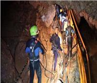 إنقاذ طفل تاسع من داخل كهف «ثام لوانج» بتايلاند