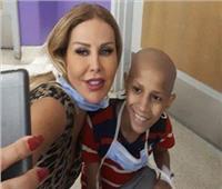 رولا سعد تواصل البحث عن الأطفال المرضى في الوطن العربي
