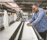 الغزل والنسيج| مصانع شبرا الخيمة ترفع الراية البيضاء