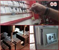 فيديو| أسرار نسخ مفاتيح سرقة الخزن والبيوت يكشفها «الكوالنجي»