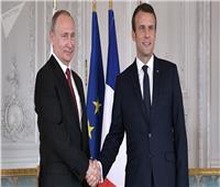 بعد تأهل المنتخب الفرنسي لنهائي كأس العالم...بوتين يهنئ ماكرون