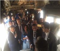 «سيماف»: نعمل على تأهيل عربات السكة الحديد لتعمل 15 عامًا أخرى