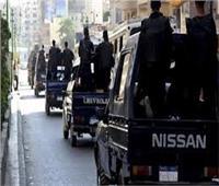 الأمن العام: ضبط 154 شخصًا بحوزتهم أسلحة نارية بالمحافظات