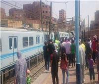عاجل| «مترو الأنفاق» يكشف تفاصيل عطل بأحد القطارات