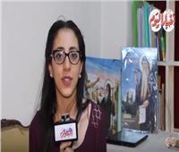 أوائل الثانوية العامة 2018| الرابعة علي الجمهورية: «نفسي أكون سفيرة».. فيديو