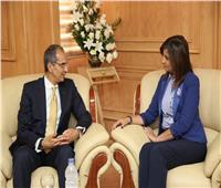 «الهجرة» و«الاتصالات» يؤكدان: إنشاء قاعدة بيانات موحدة للمصريين بالخارج