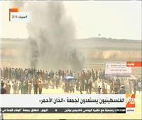 شاهد| الفلسطينيون يستعدون لجمعة «الخان الأحمر»