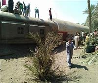 قطار البدرشين | 29 مصابًا في حادث الانقلاب