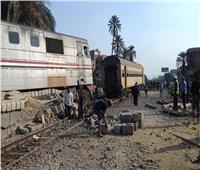 محافظة الجيزة: لا توجد  وفيات في حادث انقلاب قطار البدرشين