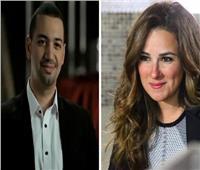 الصور الأولى لزفاف معز مسعود وشيري عادل