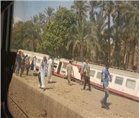 «النقل»: تشغيل حركة قطارات قبلي بسكة مفردة بين البدرشين ومزغونة