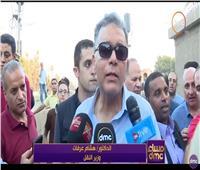وزير النقل: الحمد لله مفيش وفيات في حادث «المرازيق»