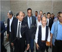 وزير التجارة يتفقد مجمع الصناعات الصغيرة والمتوسطة بمدينة السادات