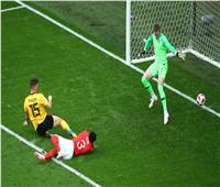 روسيا 2018| شاهد.. الهدف الأول لبلجيكا في شباك انجلترا