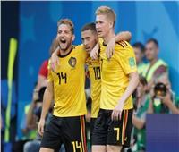 روسيا 2018| بلجيكا ثالث العالم.. وإنجلترا الرابع