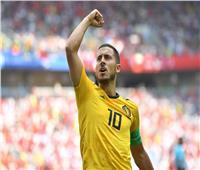 روسيا 2018| «هازارد» رجل مباراة بلجيكا وإنجلترا