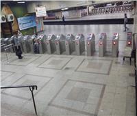 توقف مترو الأنفاق عن 4 محطات «تمامًا».. والشركة تلتزم الصمت