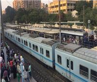 عودة حركة المترو بخط «حلوان – المرج».. والشركة تعتذر للركاب