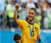 روسيا 2018| هازارد: أستحق لقب أفضل لاعب في كأس العالم