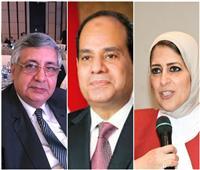 «عوض تاج الدين»: مشروع التأمين الصحي الجديد أمان لكل المصريين