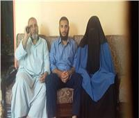 «محمد الباشا» أحد أوائل الثانوية الأزهرية: بر الوالدين سر تفوقي