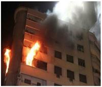 السيطرة على حريق شقة سكنية في عين شمس دون إصابات